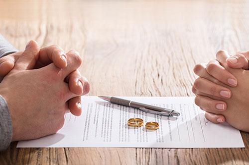 Pro Se Divorce
